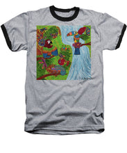 Load image into Gallery viewer, Costa Rica Jungle - Baseball T-Shirt - Teresa Andre Art
