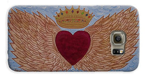 Heart With Wings - Phone Case - Teresa Andre Art