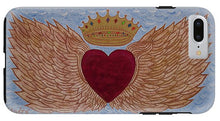 Load image into Gallery viewer, Heart With Wings - Phone Case - Teresa Andre Art