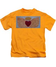 Load image into Gallery viewer, Heart With Wings - Kids T-Shirt - Teresa Andre Art