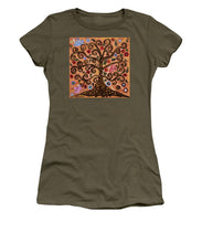 Load image into Gallery viewer, Tree Of Life - Women's T-Shirt - Teresa Andre Art
