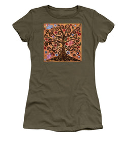 Tree Of Life - Women's T-Shirt - Teresa Andre Art