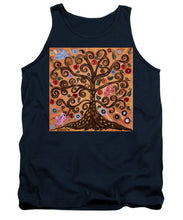 Load image into Gallery viewer, Tree Of Life - Tank Top - Teresa Andre Art