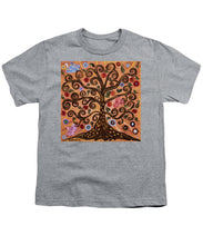 Load image into Gallery viewer, Tree Of Life - Youth T-Shirt - Teresa Andre Art