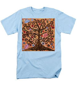 Tree Of Life - Men's T-Shirt  (Regular Fit) - Teresa Andre Art