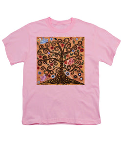 Tree Of Life - Youth T-Shirt - Teresa Andre Art