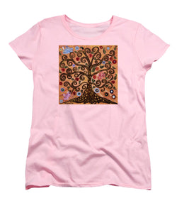 Tree Of Life - Women's T-Shirt (Standard Fit) - Teresa Andre Art