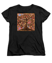 Load image into Gallery viewer, Tree Of Life - Women's T-Shirt (Standard Fit) - Teresa Andre Art