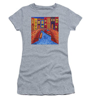 Load image into Gallery viewer, Venice Italy Bridge - Women's T-Shirt