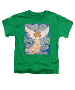 Victorious Angel - Toddler T-Shirt - Teresa Andre Art