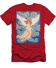 Load image into Gallery viewer, Victorious Angel - Men's T-Shirt (Athletic Fit) - Teresa Andre Art