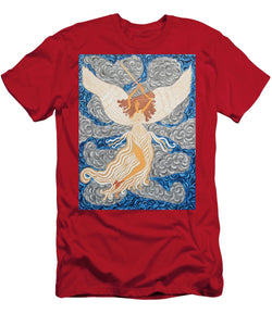 Victorious Angel - Men's T-Shirt (Athletic Fit)