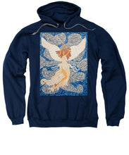 Load image into Gallery viewer, Victorious Angel - Sweatshirt - Teresa Andre Art