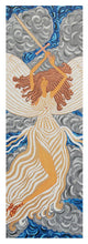Load image into Gallery viewer, Victorious Angel - Yoga Mat - Teresa Andre Art