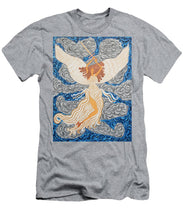 Load image into Gallery viewer, Victorious Angel - Men's T-Shirt (Athletic Fit)