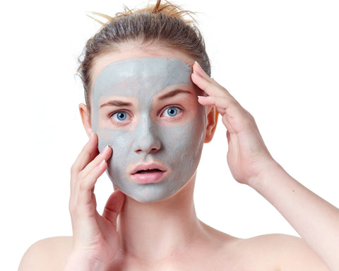 Yes Bentonite clay to detox the face for smoother looking skin