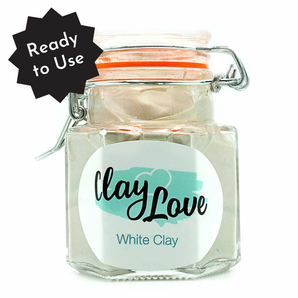 White Clay for Dry or Sensitive Skin