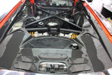 IMS Aventador  Carbon Fiber Engine  Covers oem style