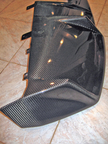 IMS SL Carbon Fiber Rear Diffuser oem style.
