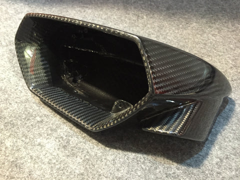 IMS Carbon fiber Huracan mirror covers.