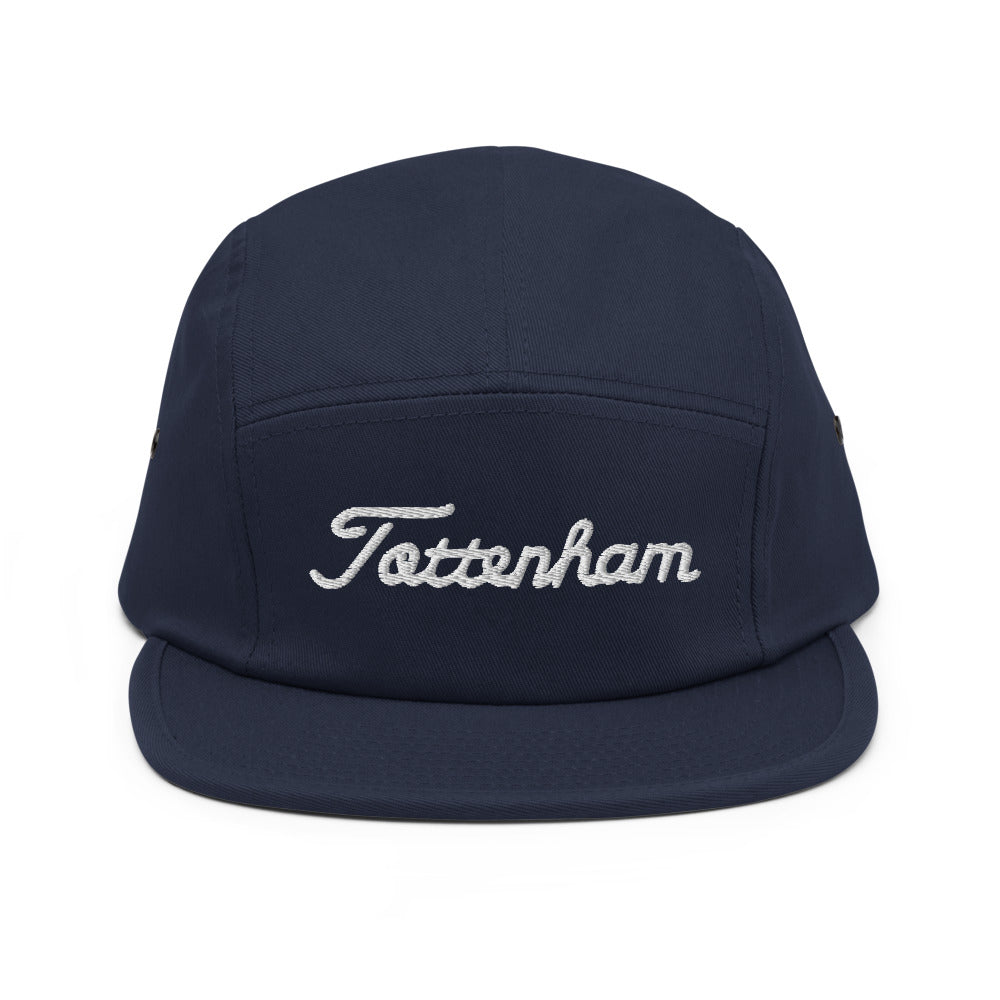 Tottenham Five Panel Hat - Soccer Snapbacks