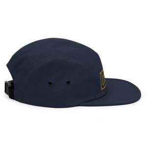 Leeds Five Panel Hat