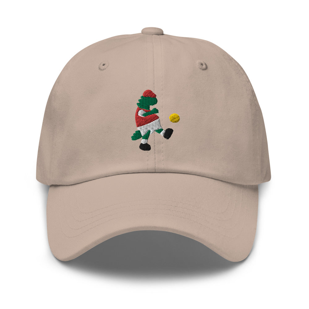 He's Back! Dad Hat - Soccer Snapbacks