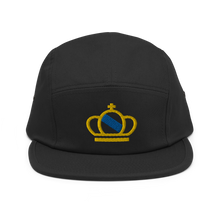 Load image into Gallery viewer, King of Madrid Five Panel Soccer Hat - Soccer Snapbacks