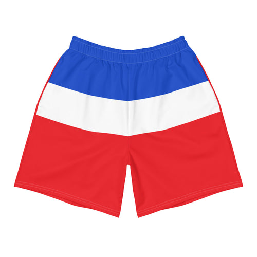 USA Rocket Pop Athletic Shorts