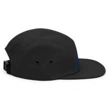 Load image into Gallery viewer, Inter Bold Five Panel Hat - Soccer Snapbacks
