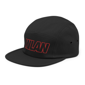 Milan Five Panel Hat