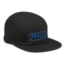 Load image into Gallery viewer, Napoli Five Panel Hat