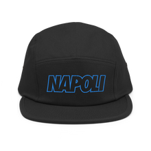 Load image into Gallery viewer, Napoli Bold Five Panel Hat - Soccer Snapbacks