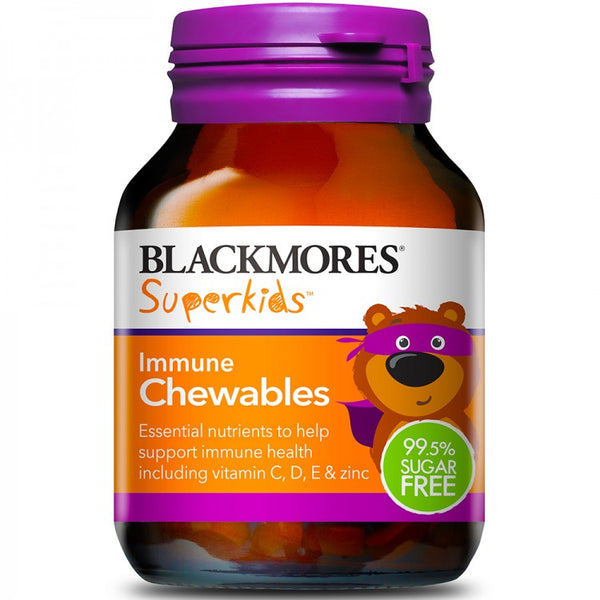Blackmores Superkids Immune Chewables 60S
