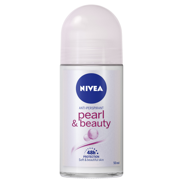 Nivea Pearl & Beauty Roll-on Deodorant 50ml