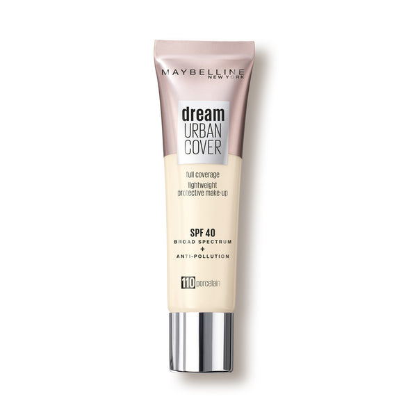 Maybelline Dream Urban Cover Liquid Foundation - Porcelain