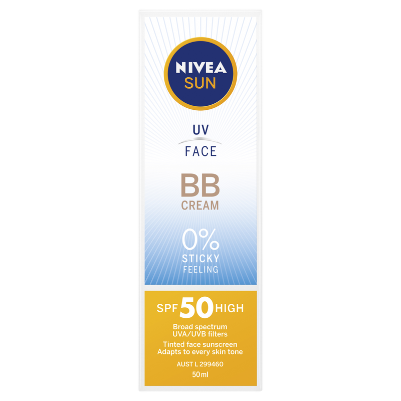 Nivea UV Face BB Cream SPF50 50ml