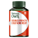 Natures Own Double Strength Cold Sore Relief 100 Tabs