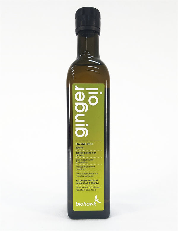 Biohawk Ginger Oil 500ml