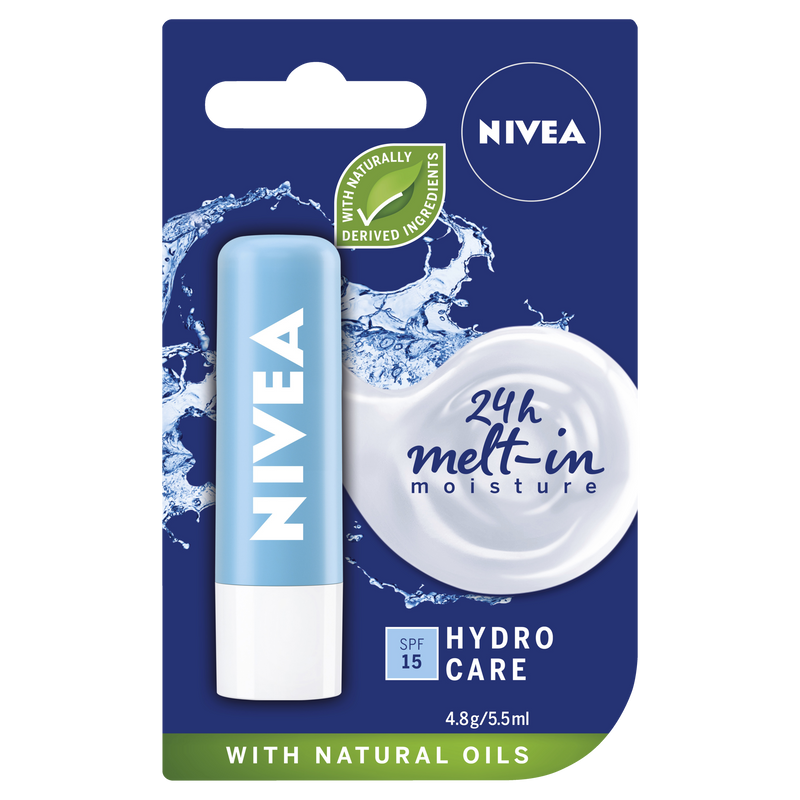 Nivea Lip Care Hydro Care 4.8G