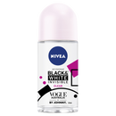 Nivea Invisible Black & White Clear Roll-on Deodorant 50ml