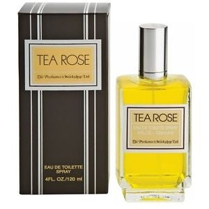TEA ROSE 120ML EDT SPRAY