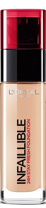 L'Oréal Paris Infallible Liquid Foundation 145 Rose Beige