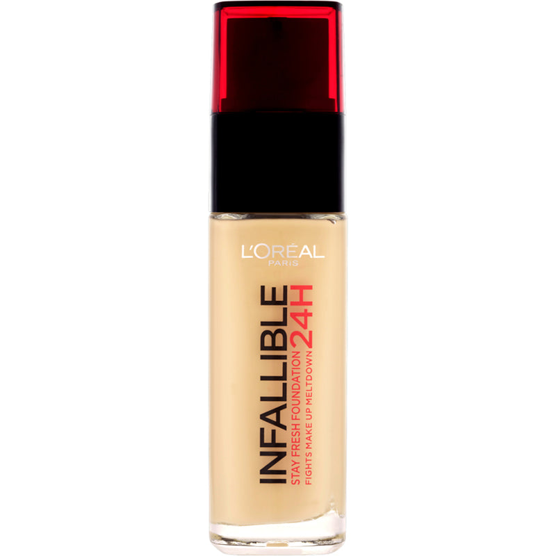 L'Oréal Paris Infallible Liquid Foundation 140 Golden Beige