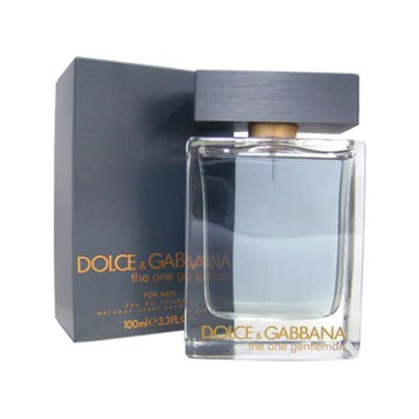 DOLCE & GABBANA THE ONE GENTLEMEN 100ML EDT
