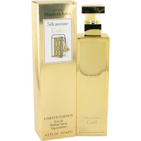 5th Avenue Gold 125ml Eau de Parfume