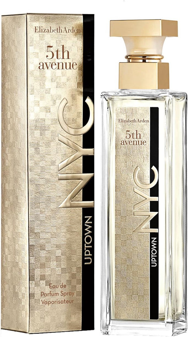 5th Avenue Uptown NYC 125ml EDP