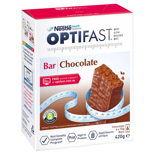 Optifast Very low calorie Diet Bar Chocolate