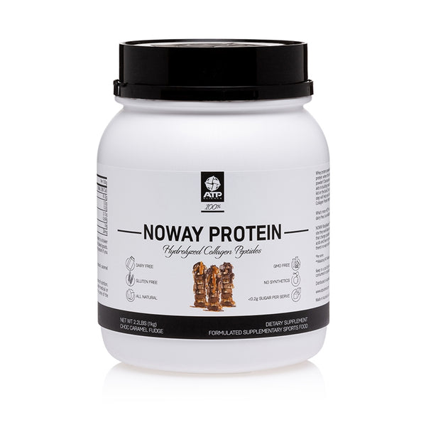 ATP Science Noway Protein Chocolate Caramel Fudge 1kg