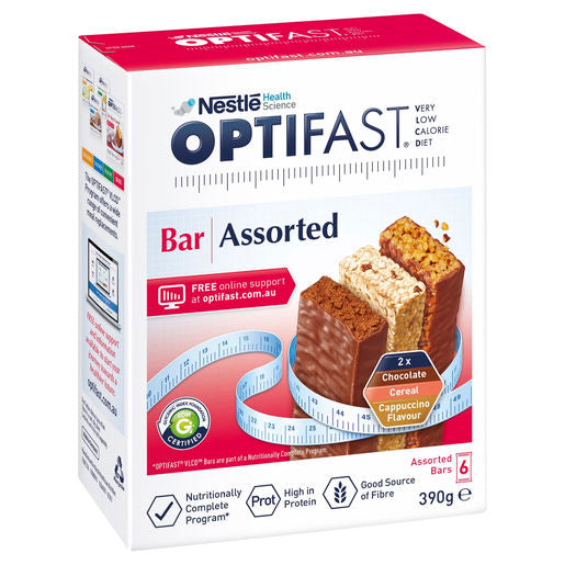 Optifast Very Low Calorie Diet